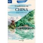 China. Cuaderno-Acuarelas de viaje