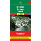 Croacia (Freytag) 1/500.000
