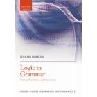Logic in Grammar