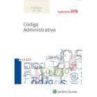 Código administrativo 2016