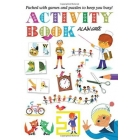 Activity Book. Packed with games and puzzles yo keep you busy!