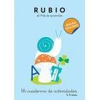 Rubio. Mi cuaderno de actividades (5-6 años)