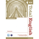 New Total English Intermediate Workbook without Key and Audio CD Pack