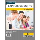 Expression écrite niveau 3 B1 (Compétences)