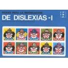 Fichas para la reeducación de dislexias-I
