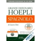 Grande Dizionario Hoepli Spagnolo in CD-ROM. Spagnolo-italiano / Italiano-spagnolo (Terza edizione)