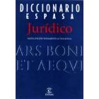 Diccionario Espasa jurídico (libro + CD-ROM)