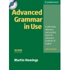 Advanced Grammar in Use with answers and CD-ROM 2nd Edition