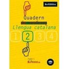 Quadern d'ortografia 1. Llengua Catalana