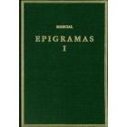 Epigramas, vol. I (Libros I-VII)