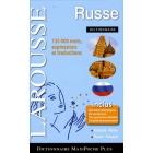 Dictionnaire Maxi Poche Plus Larousse Français-Russe/Russe-Français