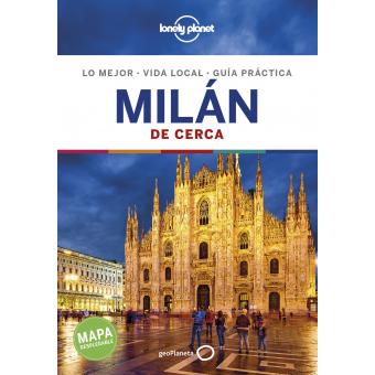 Milán y los Lagos (De Cerca) Lonely Planet