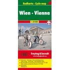 Viena -Mapa Cicloturista-