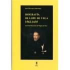 Biografía de Lope de Vega, 1562-1635: un friso literario del Siglo de Oro