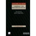 Legislación laboral y de seguridad social 2013