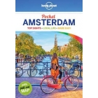 Amsterdam (Pocket) Lonely Planet (inglés)