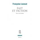 Fait et fiction : Pour une frontière (Poétique)