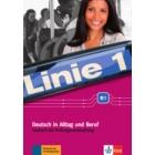 Linie 1 B1. Testheft mit Audio-CD: Deutsch in Alltag und Beruf