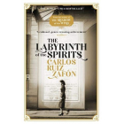 The Labyrinth Of The Spirits: The Cemetery of Forgotten Books 4