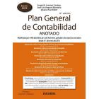 Plan General de Contabilidad ANOTADO (6ª edició 2019)
