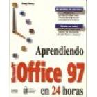 Aprendiendo Microsoft Office 97 en 24 horas