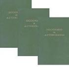 Diccionario de autoridades (3 vols.)