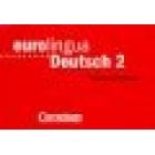 Eurolingua Deutsch 2. Vokabeltaschenbuch