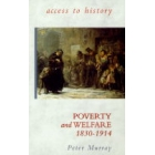 Poverty and welfare 1830-1914