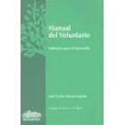 Manual del Voluntario. Solidarios para el desarrollo