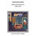 Arte en Francia 1900-1940