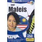 Talk Now  :  Aprenda Malayo.  Nivel elemental.  CD-Rom