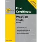 First Certificate Practice Test with key Audio CD