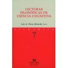 Lecturas filosóficas de ciencia cognitiva