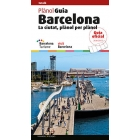 Plànol Guia Barcelona. La ciutat, plànol per plànol. Guia oficial