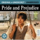 Pride and Prejustice, 1 MP3-CD, engl. Version .   Stolz und Voruteil, 1 MP3-CD, engl. Version .