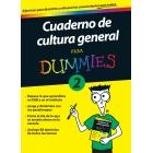 Cuaderno de cultura general para Dummies 2