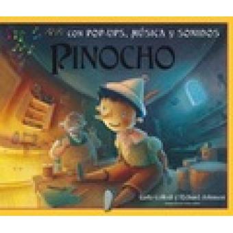 Pinocho (con música y desplegable)