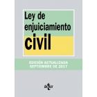 Ley de enjuiciamiento Civil básico 2017
