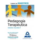 Cuerpo de Maestros Pedagogía Terapéutica. Temario Volumen 1