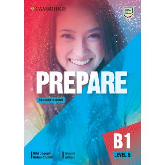 Prepare 2nd edition - Student's Book - Level 5 B1