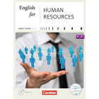 English for Special Purposes B1-B2. English for Human Resources: Kursbuch mit CD