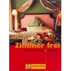 Zimmer frei Neu. Lehrbuch. Deutsch im Hotel
