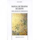 Manual de terapias de grupo