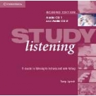 Study Listening ( Audio Cds)