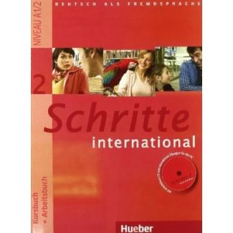 Schritte international 2 (A1/2) (Kursbuch + Arbeitsbuch + Arbeitsbuch-CD + Glosario XXL)