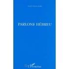 Parlons Hébreu. CD Audio