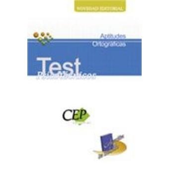 Test psicotécnicos aptitudes ortográficas