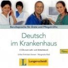 Deutsch im Krankenhaus. Audio CD