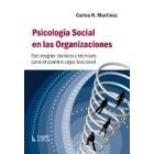 Psicologia social en las organizaciones : Estrategias tácticas y técnicas para el cambio organizacional