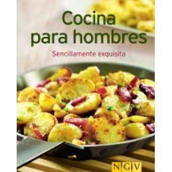 Cocina para hombres Mini libros de cocina